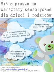 Warsztaty sensoryczne1